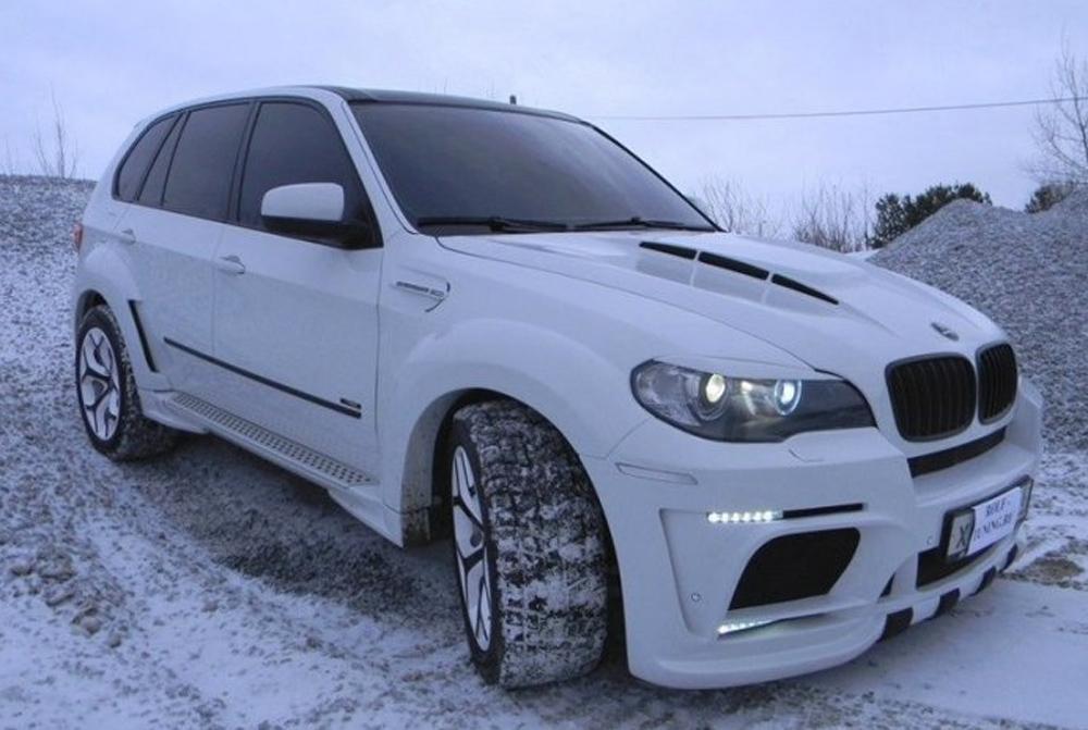 Тюнинг BMW x5 (12 фото), бмв х5, отзывы, тюнингованная, лучший ...