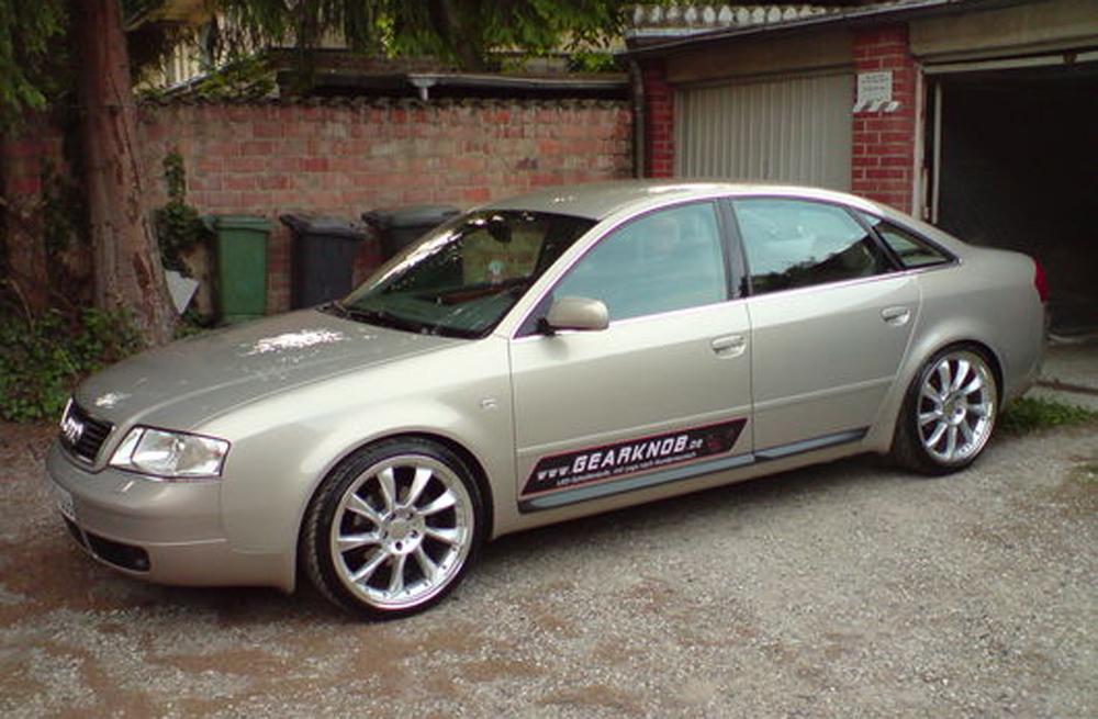 Audi a6 тюнинг своими руками фото 518