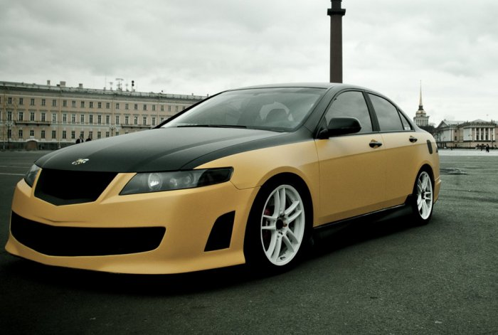 Тюнинг Honda Accord 7