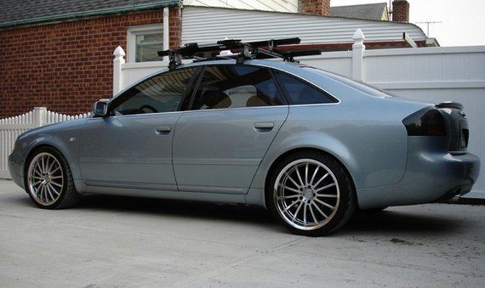 Audi a6 тюнинг своими руками фото 277