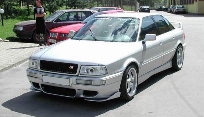 Тюнинг Audi 80