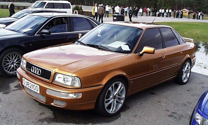 Тюнинг Audi 80 картинка