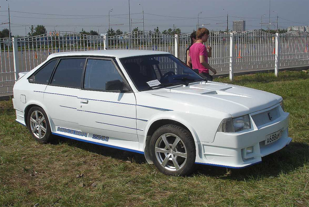 Тюнинг двиготеля автомобиля москвич 2141 пк с тюнингом авто скачать торрент