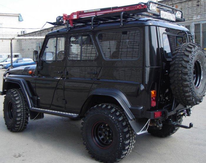 тюнинг УАЗ – 315195 фото